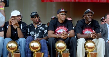 Bulls with Trophies
