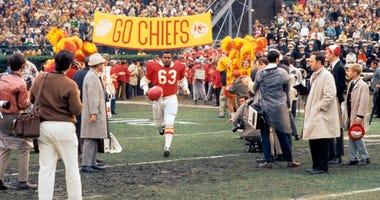 Willie Lanier Super Bowl IV