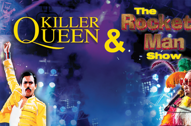 killer queen rocket man