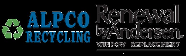 Alpco logo, Renewal by andersen logo