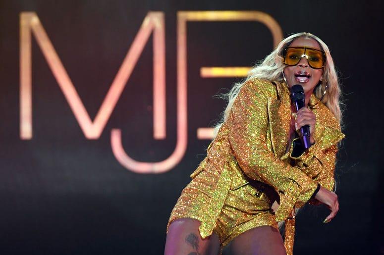Mary J. Blige In Concert - Las Vegas, NV