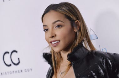 Tinashe arrives at the 4th Annual Hollywood Beauty Awards held at the Avalon Hollywood in Hollywood, CA on Sunday, February 25, 2018.