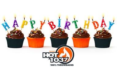 Happy Birthday From HOT