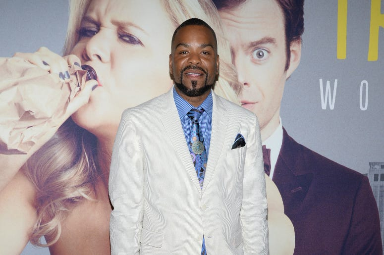 "Cliff ""Method Man"" Smith attends the 'Trainwreck' New York Premiere."