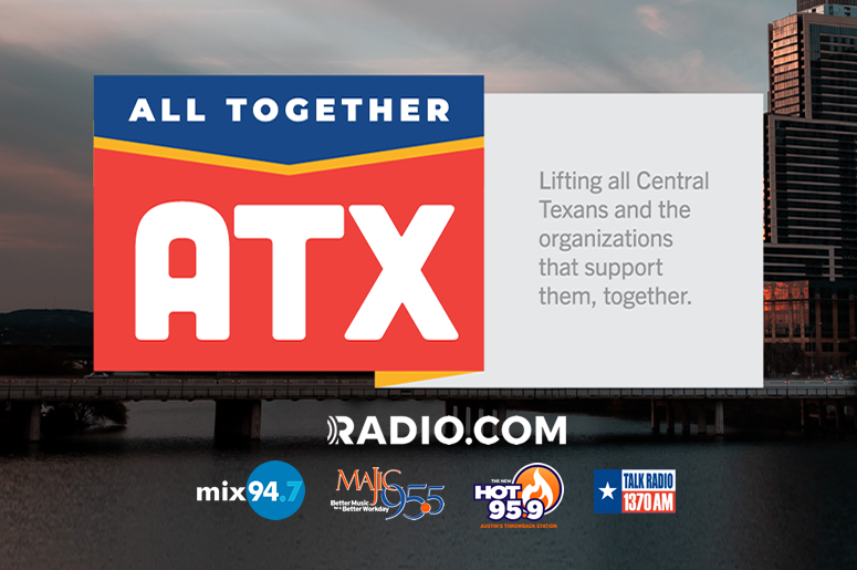 All Together ATX - HOT 95.9 - Austin, Texas