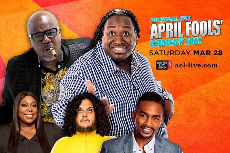 April Fools' Comedy Jam - HOT 95.9
