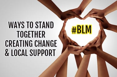 BLM STAND CHANGE SUPPORT