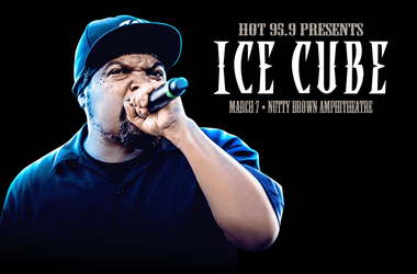 Ice Cube - Nutty Brown Amphitheatre - HOT 95.9