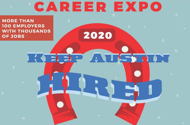 Keep Austin Hired City of Austin Career Expo