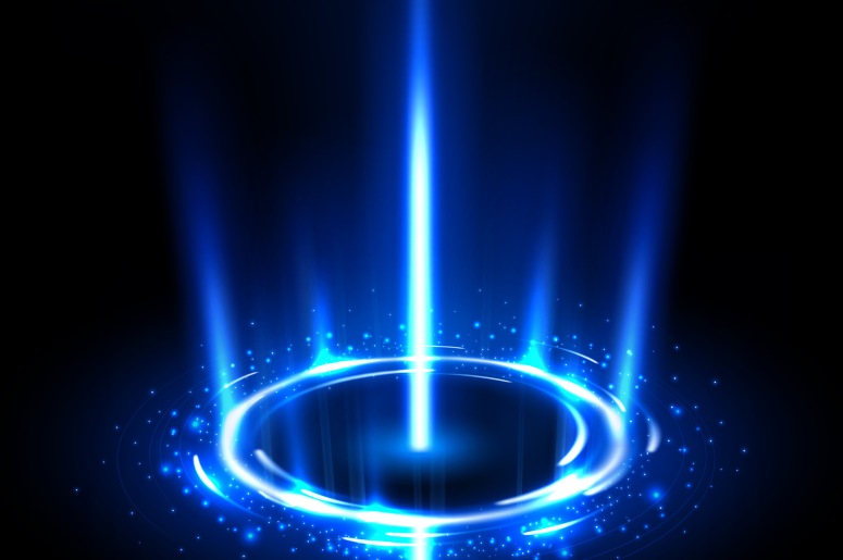 New Age Hologram