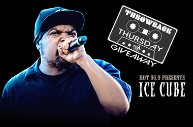 Ice Cube at Nutty Brown Amphitheatre - HOT 95.9