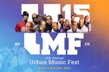 Urban Music Festival 2020