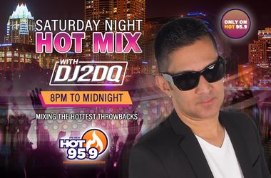 Saturday Night HOT Mix - HOT 95.9 Austin
