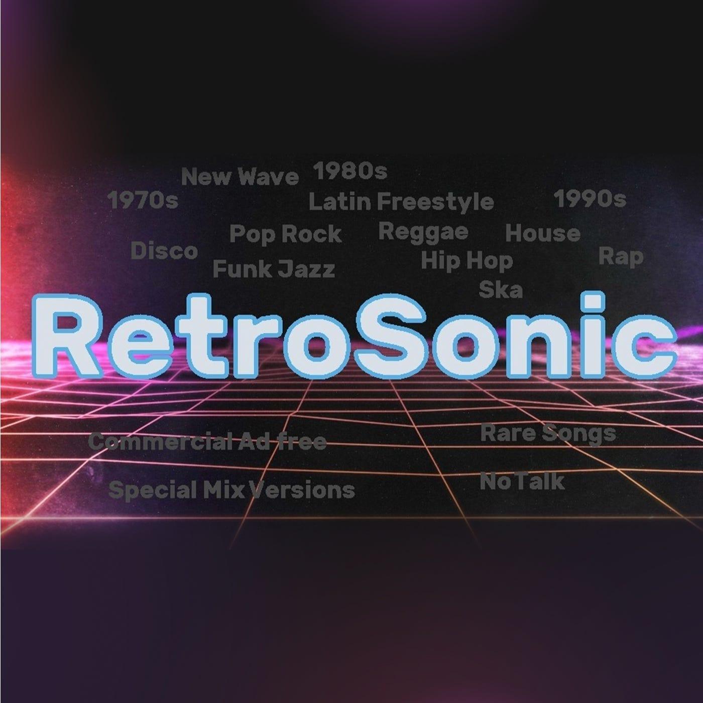 RetroSonic Grooves