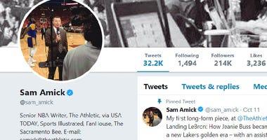 Sam Amick