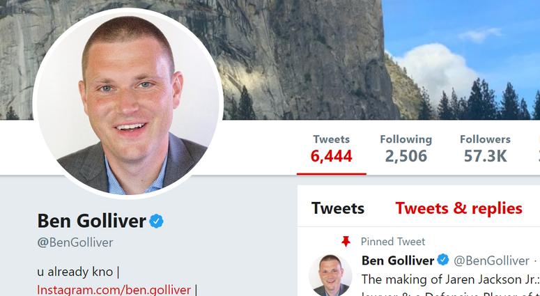Ben Golliver