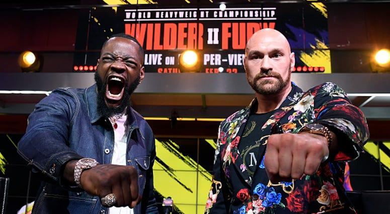 Fury vs. Wilder 2