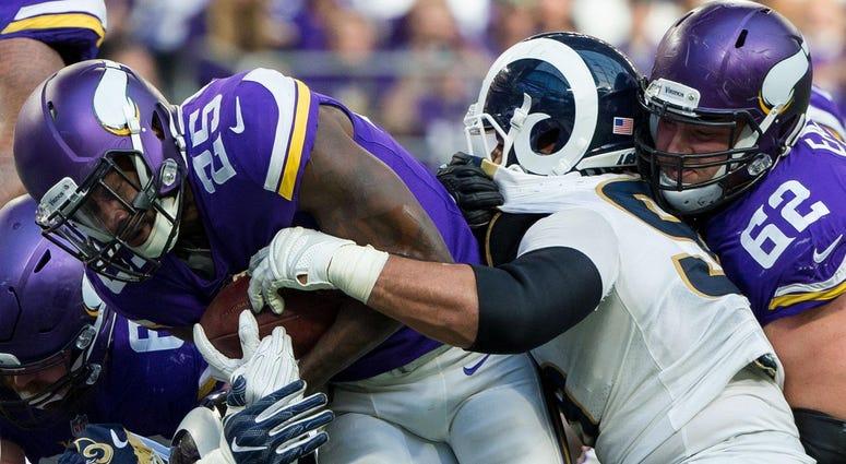 Rams vs. Vikes