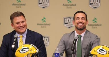 Brian Gutekunst and Matt Lafleur