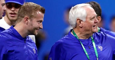Wade Phillips, Sean McVay