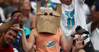 Dolphins Fan