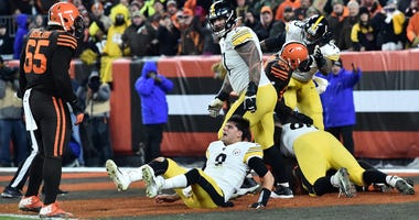 Browns vs. Steelers 2