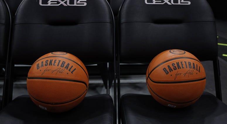 NBA Balls