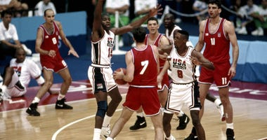 1992 Dream Team vs. Toni Kukoc
