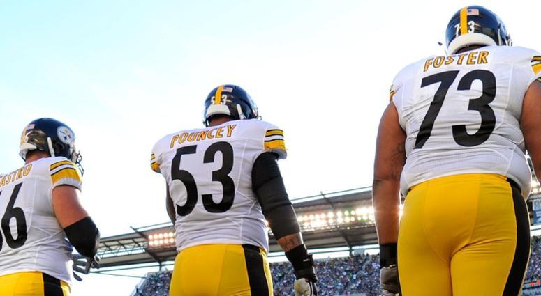 Pittsburgh Steelers Offensive Lineman