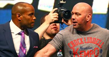 Daniel Cormier and Dana White