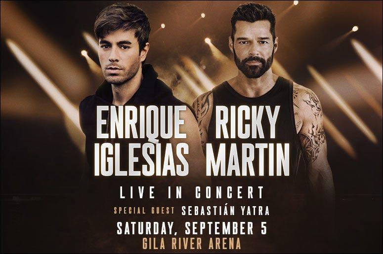 Enrique/Ricky