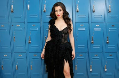 Lauren Jauregui attends The Teen Vogue Summit 2018 at 72andSunny on December 1, 2018 in Los Angeles, California.
