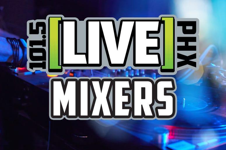Live 101.5 Mixers
