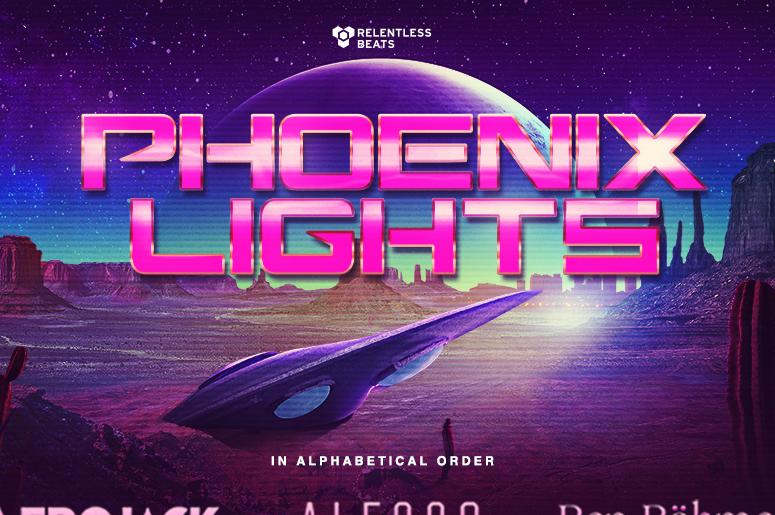 Phoenix Lights 2020