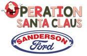 Operation Santa Claus - Sanderson Ford