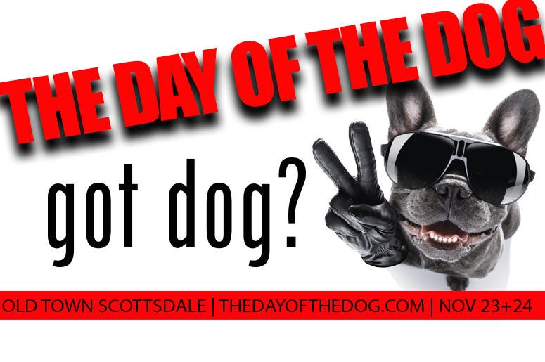 Day of the Dog!