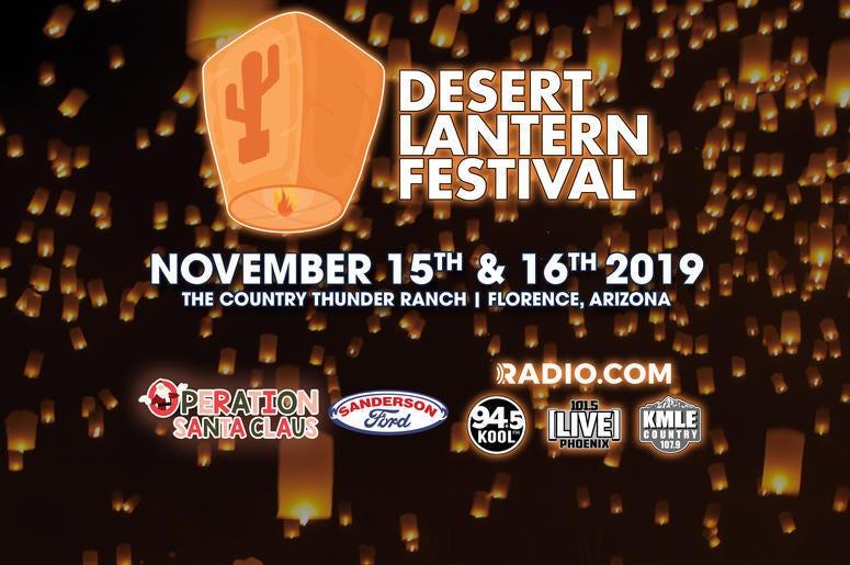 Desert Lantern Festival