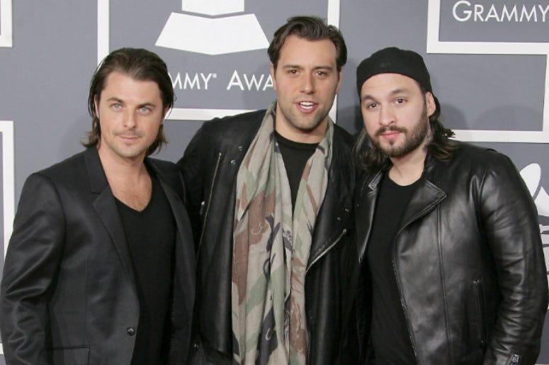 10 February 2013 - Los Angeles, California - Sebastian Ingrosso, Axwell, Steve Angello. The 55th Annual GRAMMY Awards held at STAPLES Center.