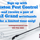 Arizona Grand and Sexton Pest Control