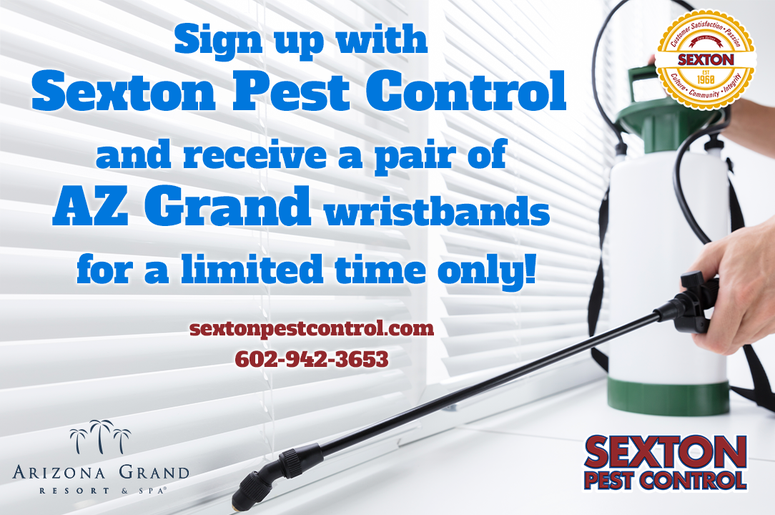 Arizona Grand and Sexton Pest Control