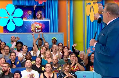 Yesi Ortiz Guest DJs on Price Is Right