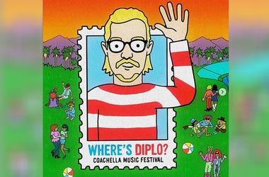 Wheres Diplo? Coachella Music Festival