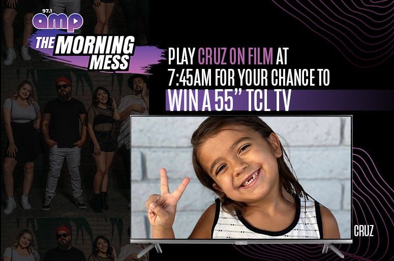 The Morning Mess Cruz on Film TCL