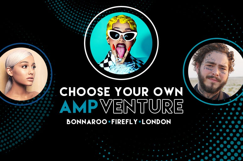Choose Your Own AMPventure