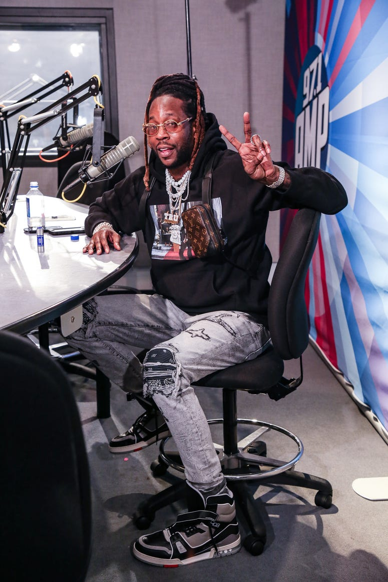 2 Chainz At 97.1 AMP Radio