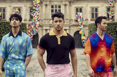 "RADIO.COM World Premiere of ""Sucker"" by the Jonas Brothers Tonight at 9pm"