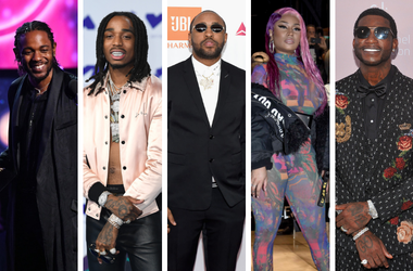 Kendrick Lamar, Quavo, Mike WiLL Made-It, Nicki Minaj, Gucci Mane