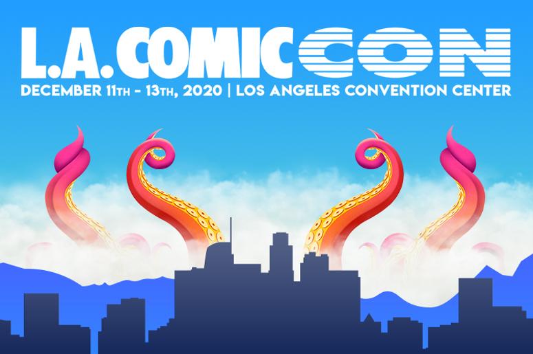 LA Comic Con 2020