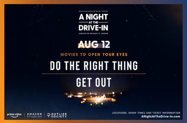A Night At The Drive-In