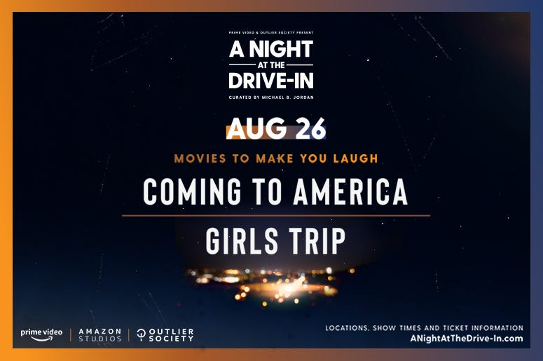 Amazon A Night at the Drive In